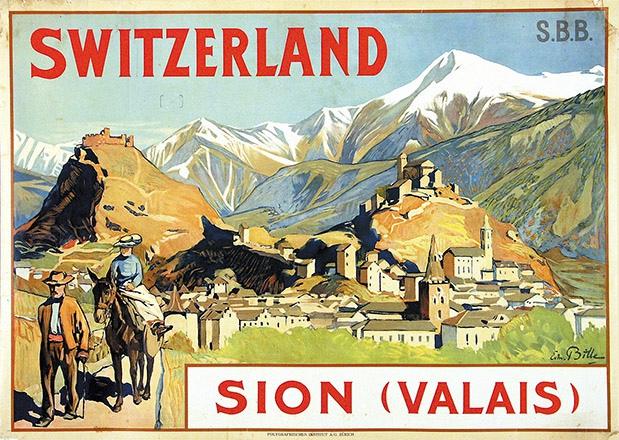 Bille Edmond - Switzerland