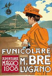 Bernasconi Fausto - Funicolare Mte. Bré