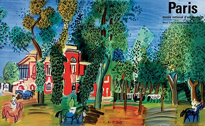 Dufy Raoul - Paris