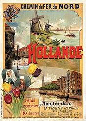 Fraipont Gustave - Hollande