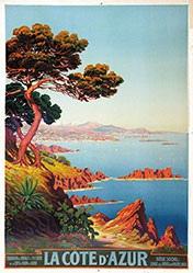 de Tanguy Morel - La Côte d'Azur