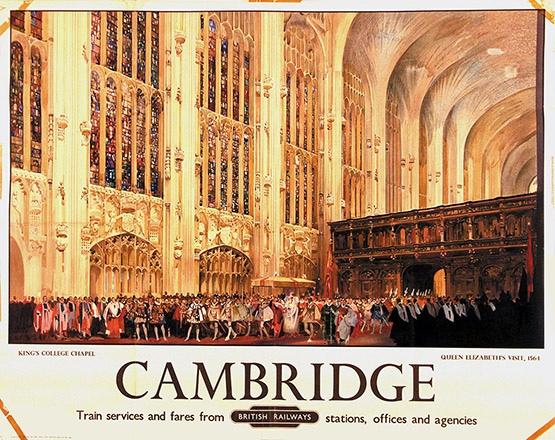 Anonym - Cambridge