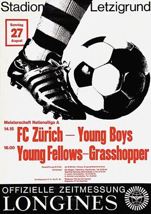 Anonym - FC Zürich - Young Boys