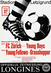 Anonym - FC Zürich - Young Boys