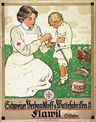 Burger Wilhelm Friedrich - Wattefabriken Flawil