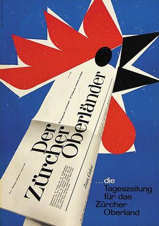 Hotz Emil - Der Zürcher Oberländer