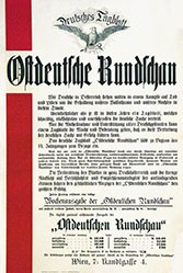 Anonym - Ostdeutsche Rundschau