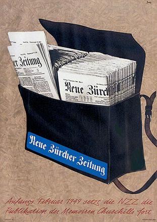 Suter Hermann - Neue Zürcher Zeitung