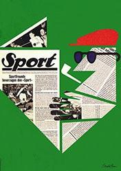 Brun Donald - Sport