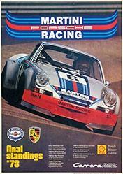 Anthes Studio - Martini Porsche Racing