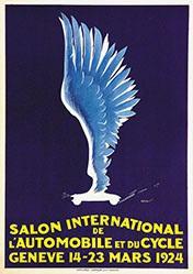 Grin Edmond-Henri - Salon de l'Automobile Genève