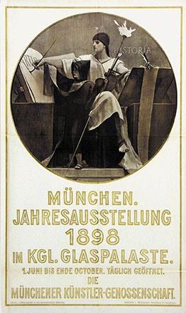 Gysis Nikolaus - Jahresausstellung München