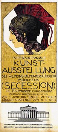 von Stuck Franz - Kunstausstellung München