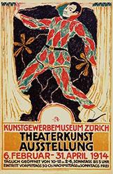Roesch Carl - Theaterkunst Ausstellung