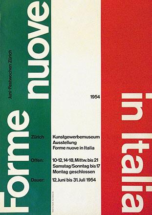 Vivarelli Carlo L. - Forme nuove in Italia