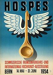 Reber Bernhard - Hospes