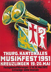Cotting - Thurg. Musikfest Kreuzlingen