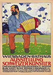 Buri Max - Schweizer Künstler