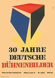 Engelmann Pavel Michael - Deutsche Bühnenbilder