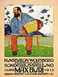 Buri Max - Kunstsalon Wolfsberg