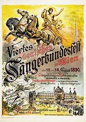 Anonym - Sängerbundesfest