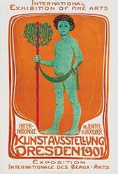 Rössler Paul O. / Klemm Gottlob G. - Kunstausstellung