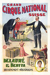 Anonym - Cirque National Suisse