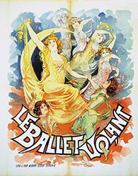 Anonym - Le ballet volant