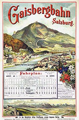 Graner E. - Gaisbergbahn
