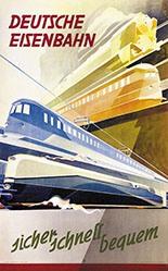 Schneider Hermann - Deutsche Eisenbahn