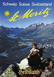 Anonym - St. Moritz