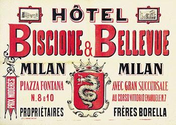 Anonym - Hôtel Biscione & Bellevue