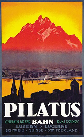 Anonym - Pilatus