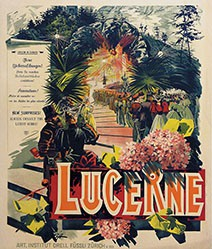 Anonym  - Lucerne