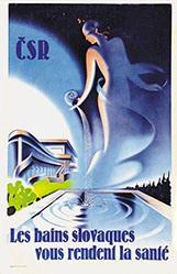 Anonym - CSR - Les bains slovaques