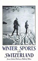 Cadby Will - Winter Sports in Switzerland