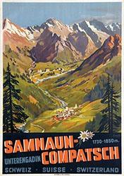 Ernst Otto - Samnaun - Compatsch