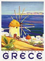 Anonym - Grèce - Ile de Mykonos