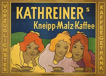Auchentaller Josef Maria - Kathreiners Kneipp-Kaffee