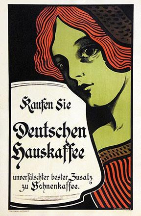 Anonym - Deutscher Hauskaffee