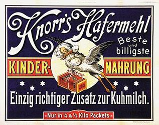Anonym - Knorr's Hafermehl