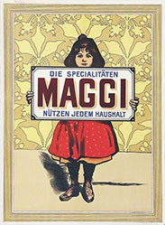 Bouisset Firmin - Die Specialitäten Maggi