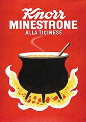 Tomamichel Hans - Knorr Minestrone
