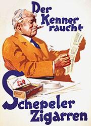 Anonym - Schepeler Zigarren