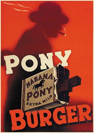 Anonym - Pony Burger