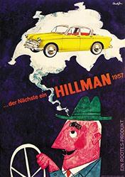 Brun Donald - Hillman