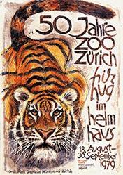 Hug Fritz - 50 Jahre Zoo Zürich