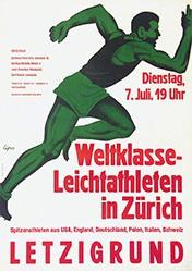 Lips Robert - Leichtathleten in Zürich