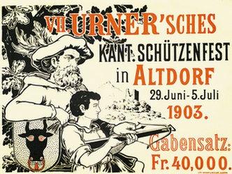 Anonym - VII. Urner'sches Kant.
