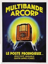 Anonym - Multibande Arcorp